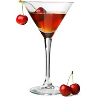 Signature Martini Cocktail Glasses 5.3oz / 150ml (Pack of 6) - Drinking Gifts