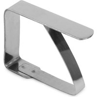 Stainless Steel Tablecloth Clips (Single) - Cooking Gifts