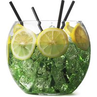 Glass Cocktail Fish Bowl 92oz / 2.6ltr (Single) - Alcohol Gifts