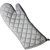 Silicone Coated Oven Mitt 17inch (Single) - Cooking Gifts