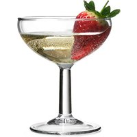 Ballon Champagne Saucers 4.6oz / 130ml (Case of 72) - Drinking Gifts