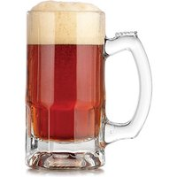 Click to view product details and reviews for Trigger Beer Mugs 12oz Lce At 10oz Set Of 4.