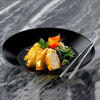 Click to view product details and reviews for Midnight Soup Plate Black 23cm Single.