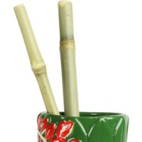 Click to view product details and reviews for Bamboo Straws Pack Of 12.