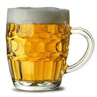 Click to view product details and reviews for Traditional Glass Pint Tankards Ce Set Of 4.