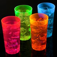 Neon Reusable Half Pints CE 10oz / 285ml (Case of 100 - Mixed Colours) - Drinkstuff Gifts