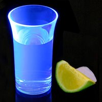 Econ Neon Blue Polystyrene Shot Glasses CE 1.75oz / 50ml (Case of 100) - Shot Glasses Gifts