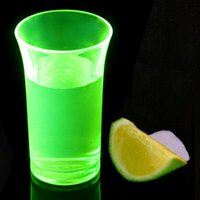 Econ Neon Green Polystyrene Shot Glasses CE 1.75oz / 50ml (Case of 100) - Shot Glasses Gifts