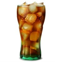 Click to view product details and reviews for Coca Cola Green Glasses 23oz 650ml Case Of 24.