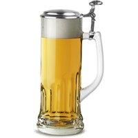 Erntedank Seidel Beer Stein 17.6oz / 500ml (Case of 6)