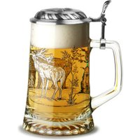 Sternbodenseidel Stag Beer Stein 17.6oz / 500ml (Single) - Beer Gifts