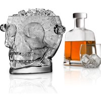 Brain Freeze Skull Ice Bucket - Skull Gifts