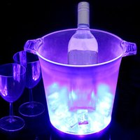 Click to view product details and reviews for Ice Blue Led Ice Bucket.