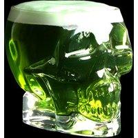 Tiki Skull Glass 24.75oz / 700ml (Single) - Glass Gifts