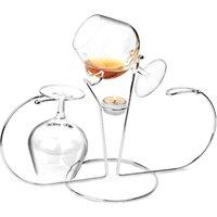 Chinelli Piegato Double Cognac & Brandy Warmer - Brandy Gifts