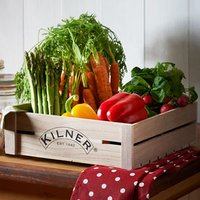 Kilner Wooden Crate - Gadgets Gifts