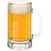 Paneled Beer Mugs 10oz / 290ml (Case of 12)