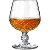 Cristal D'Arques Longchamp Brandy Glasses 11.25oz / 320ml (Pack of 6) - Brandy Gifts