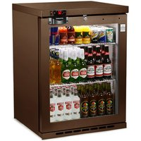 Osborne eCold 160ES Undercounter Bottle Cooler Brown