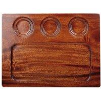Art De Cuisine Wooden Deli Board 32 x 24cm (Case of 4)