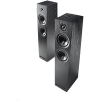 Acoustic Energy AE103B 1 Series Floorstanders   Black Ash