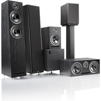 Acoustic Energy AE5103B 1 Series Speaker Package   Black