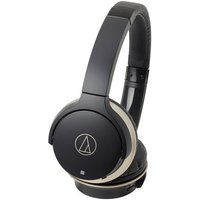 Audio Technica ATH-AR3BTBK Wireless On-Ear Headphones in Black
