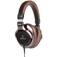 Audio Technica ATH MSR7GM High Resolution Over Ear Headphones in Black