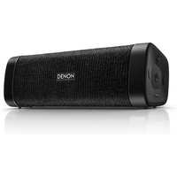 Denon DSB150BT Envaya Mini Water and dust proof Bluetooth speaker in Black