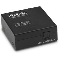Flexson FLXC2O1022 Coaxial to Optical Audio Converter
