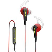 Bose SoundSport In-Ear Headphones in Power Red for Selected Apple Devices
