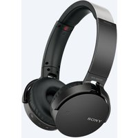 Sony MDRXB650BTB Extra Bass Bluetooth Wireless Headphones in Black