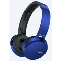 Sony MDRXB650BTL Extra Bass Bluetooth Wireless Headphones in Blue