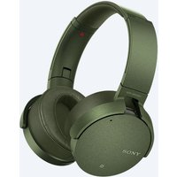 Sony MDRXB950N1G Extra Bass Noise Cancelling Bluetooth Wireless On Ear Headphones in Green