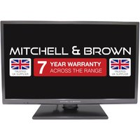 Mitchell & Brown JB-241811FSM 24 inch HD Ready Smart TV