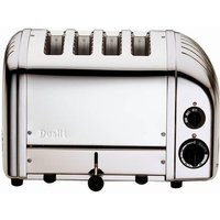 Buy Dualit Toaster 4 Slot Classic Vario Polished Stainless Steel 40378 - Electricshopping.com