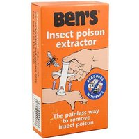 Bens Insect Poison Extractor