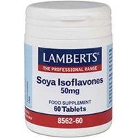 Lamberts Soya Isoflavones 50mg