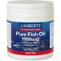Lamberts Pure Fish Oil 1100mg (180)