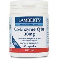 Lamberts Co-Enzyme Q10 30mg (60)
