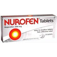 Nurofen Tablets - 24 tablets