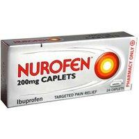 Nurofen 200mg Caplets - 24 caplets