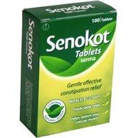Senokot Tablets (100)