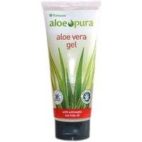 Aloe Pura Aloe Vera Gel with Tea Tree 200ml