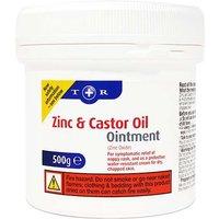 Zinc & Castor Oil Ointment BP 500g