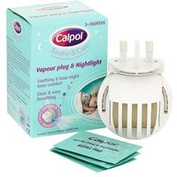 Image of Calpol Vapour Plug & Nightlight