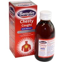 Benylin Chesty Coughs (Non-Drowsy) 150ml