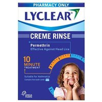 Lyclear Creme Rinse Twin Pack (2x59ml)