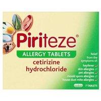 Piriteze Allergy Tablets (7)