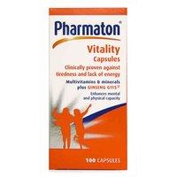 Pharmaton Capsules (100)